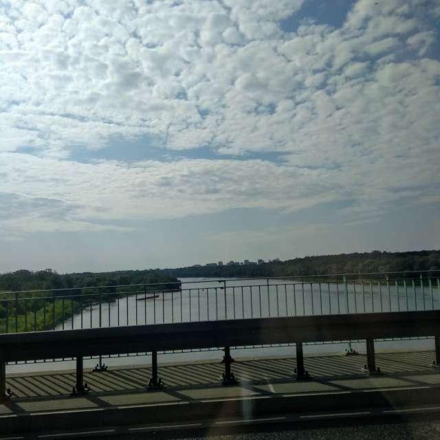 Chmury nad Wisłą