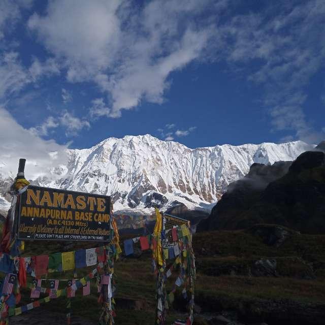 Campamento Base Annapurna