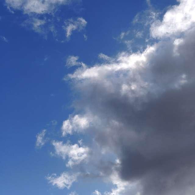 Aumento de nubosidad.