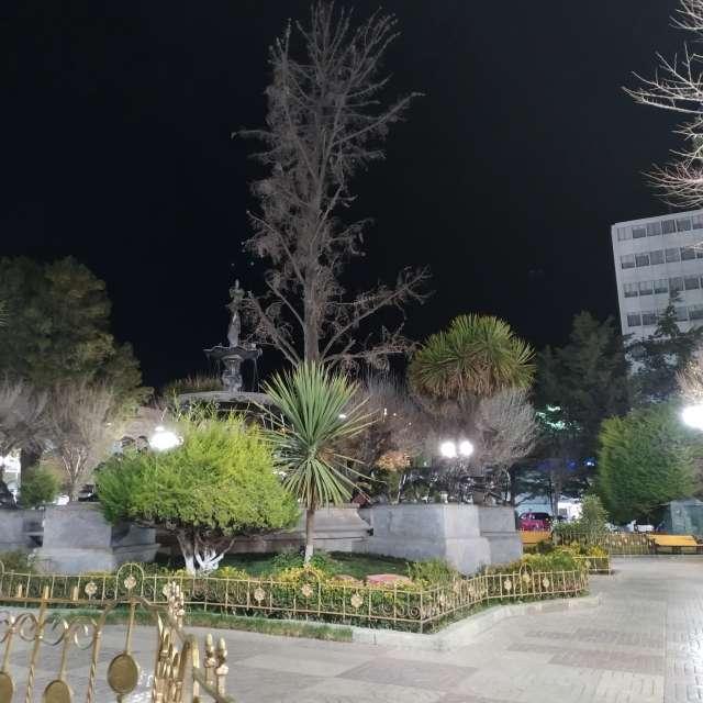 Plaza castro y Padilla