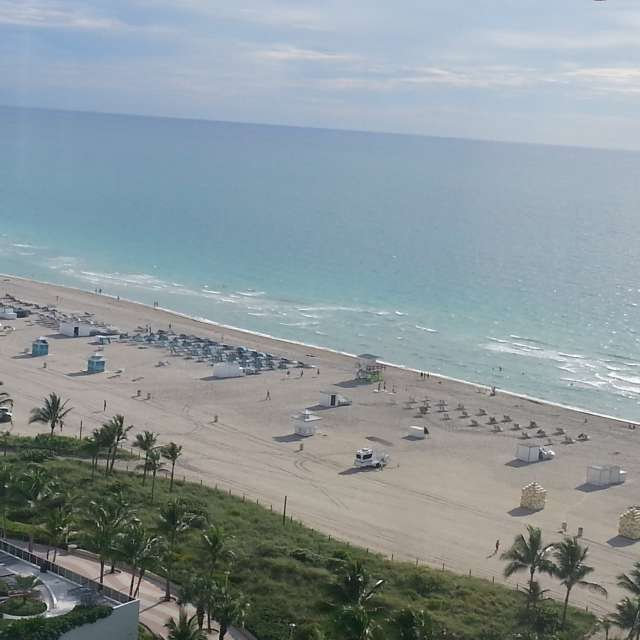 Miami beach desde elhotel