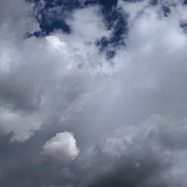 Clouds thickened over Russia