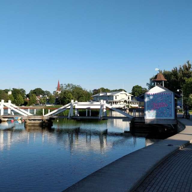 Haapsalu old harbour