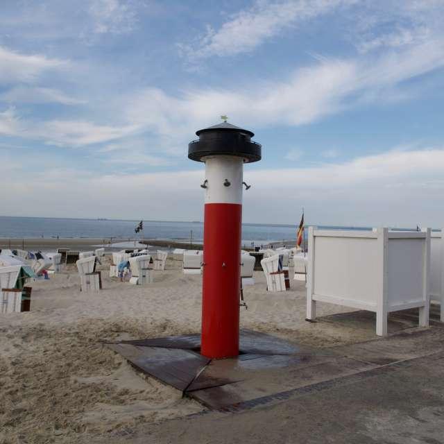 Strand Woge