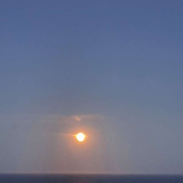 Photos Le coucher du soleil. Prévisions météo avec de superbes photos de Lluzzilell de Monde