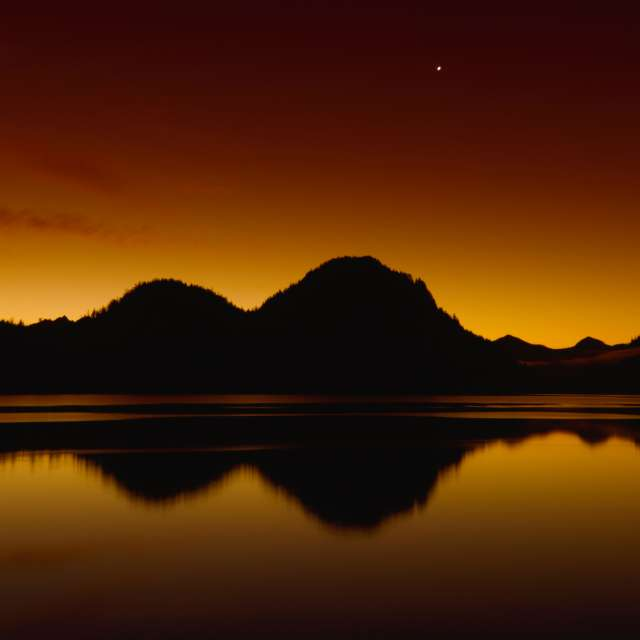 Sunrise, Van Island, Tofino,