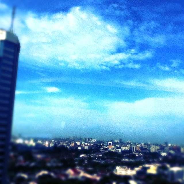 Jakarta Party Cloud