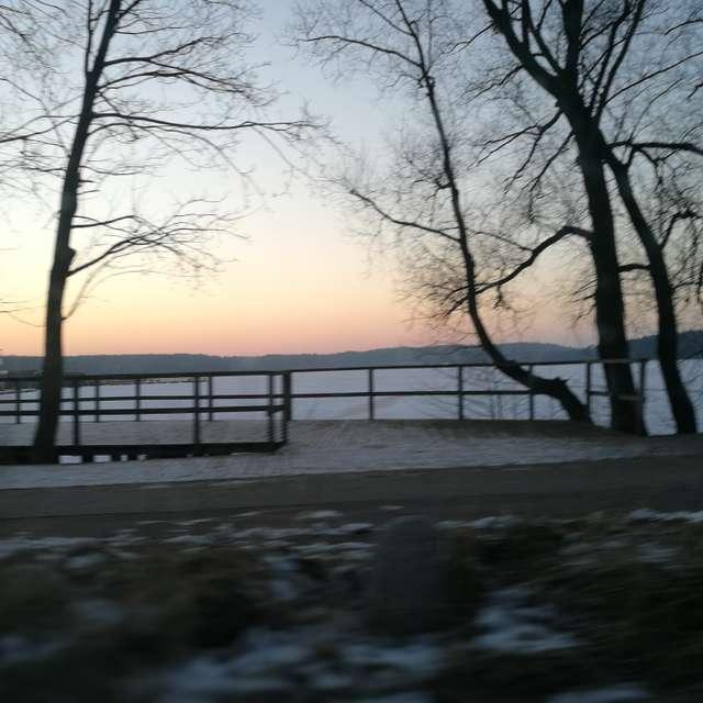 Olsztyn  lake