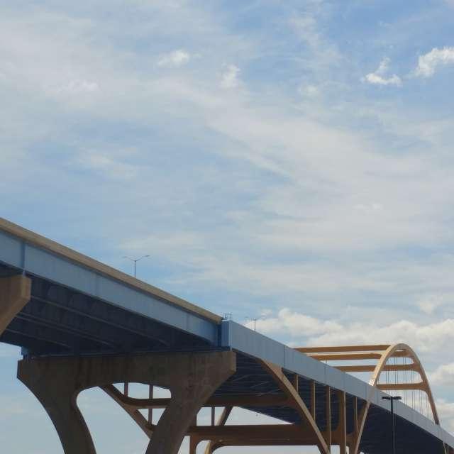 Hoan Bridge, Milwaukee, Wi