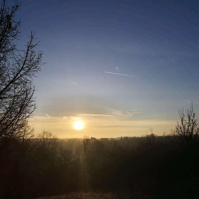 Sonnenaufgang Duttenberg