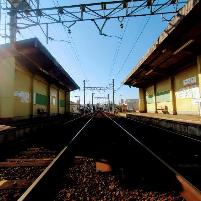 何気ない鉄道写真