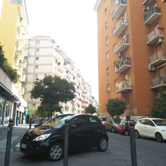 Via Gadames - Roma