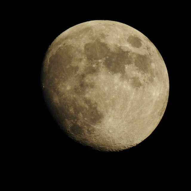 La luna en junio