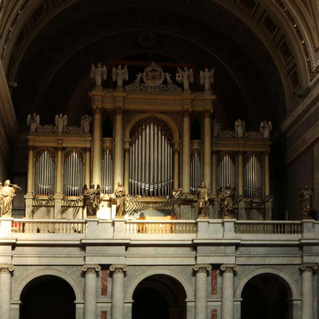 Basilica in Esztergom Hungary