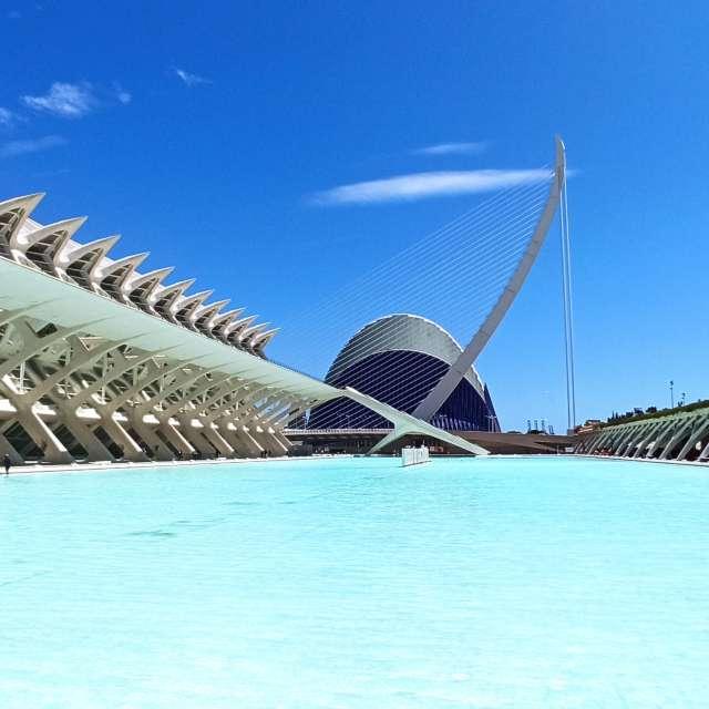 Ciudad de la ciencia, Valencia