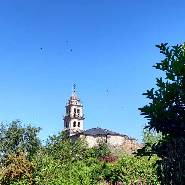 Basílica Virgen de la Encina.