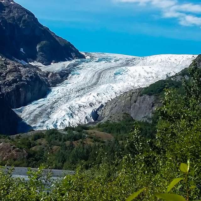 Exit Glacier, Kenai Fjords NP