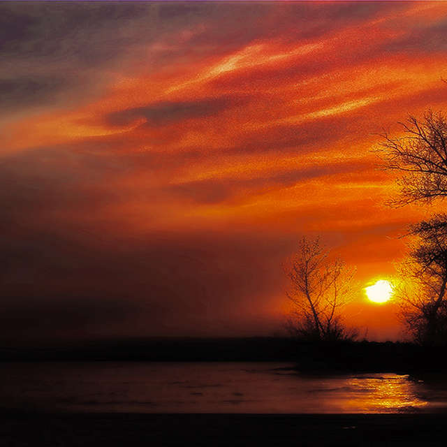 On the Sunset.