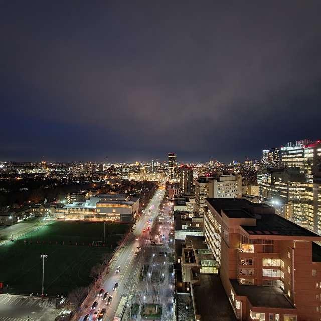 Brookline Ave Boston,MA