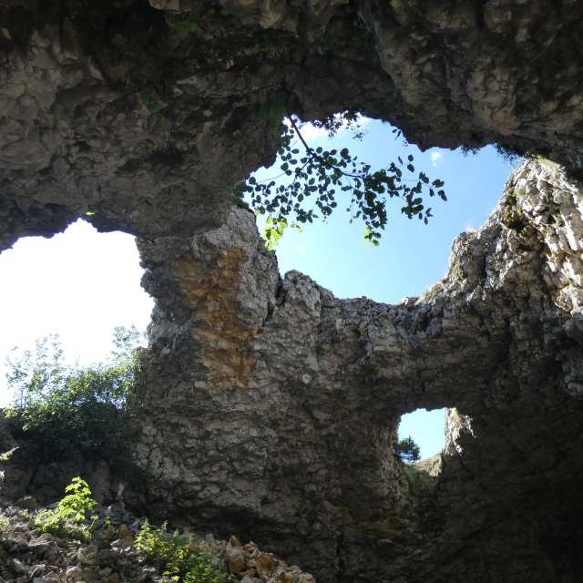 Scialet plateau d'Ambel
