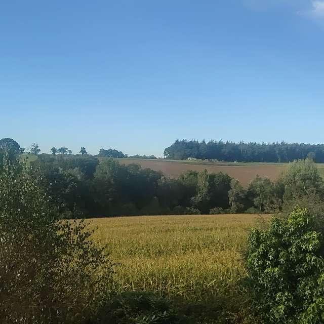La campagne bretonne