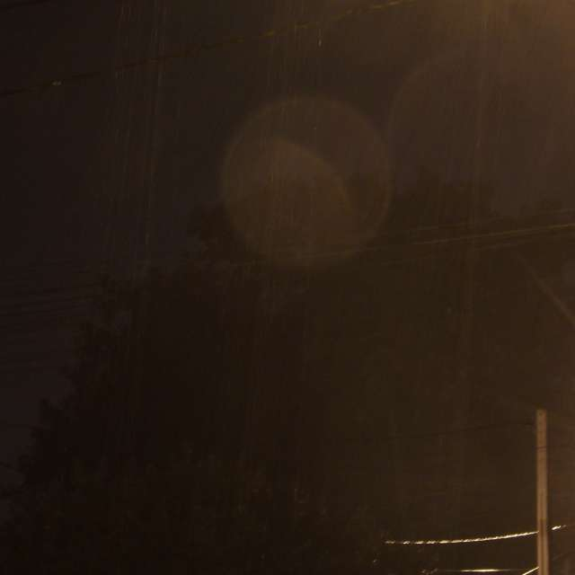 A Noite e a Chuva