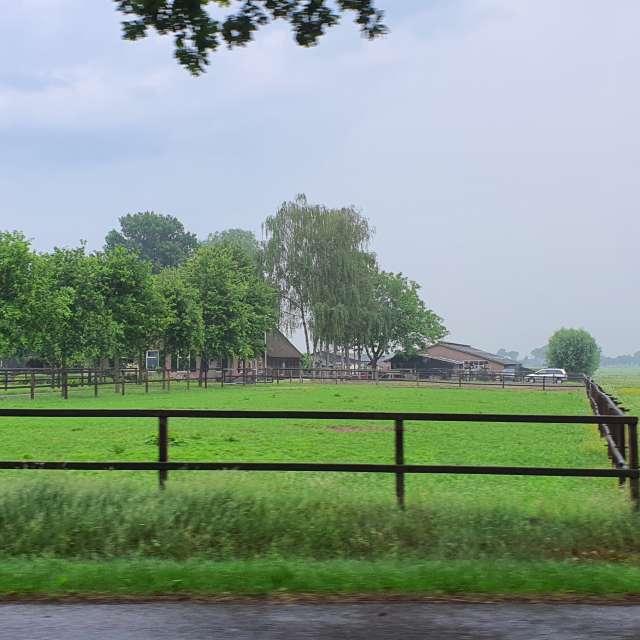 From Amersfoort to Baarn