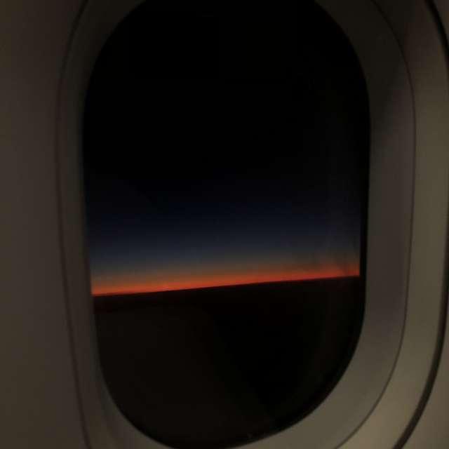Sunset or sunrise ?