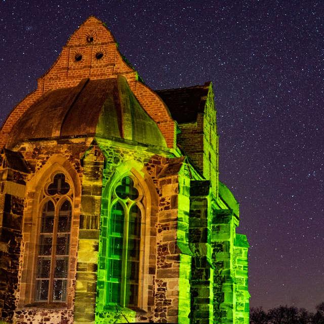 Sternenhimmel Templerkapelle