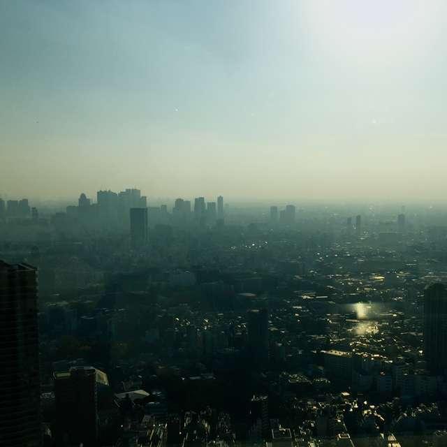 幻想的都市