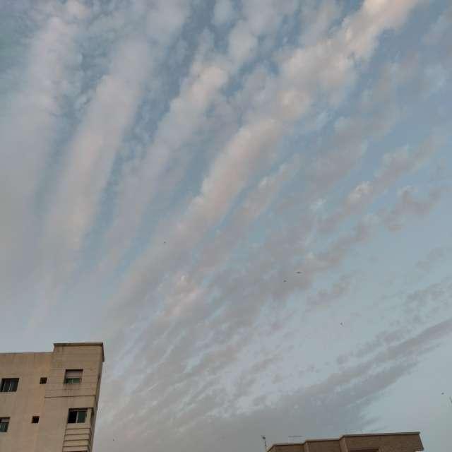 Beauté du nuages