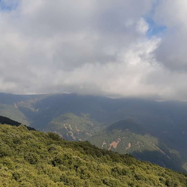 Vistas desde Roca Centella