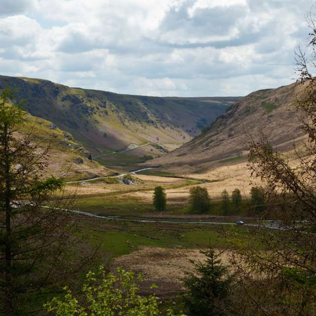 The Devil's Staircase, Wales