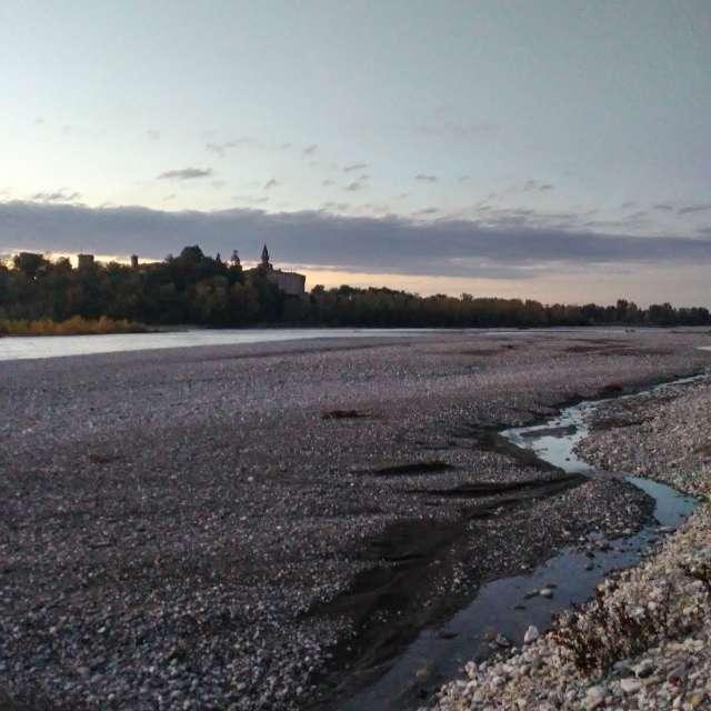...fiume Trebbia....