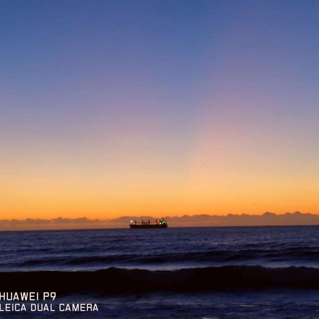 Viña del Mar sunset
