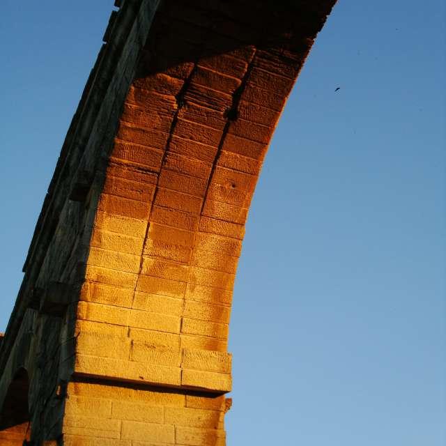 Pont du Gard (Roman Aqueduct)
