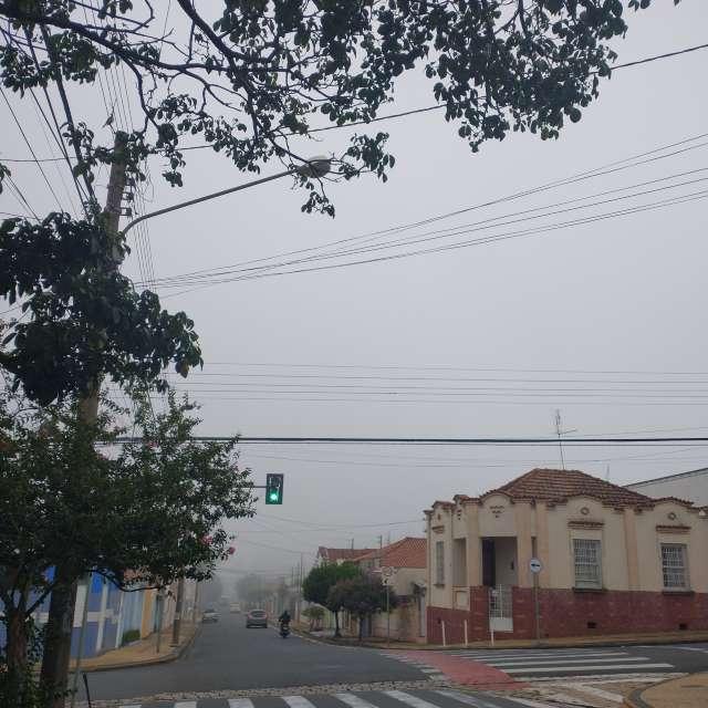 Março Chegando Nublado