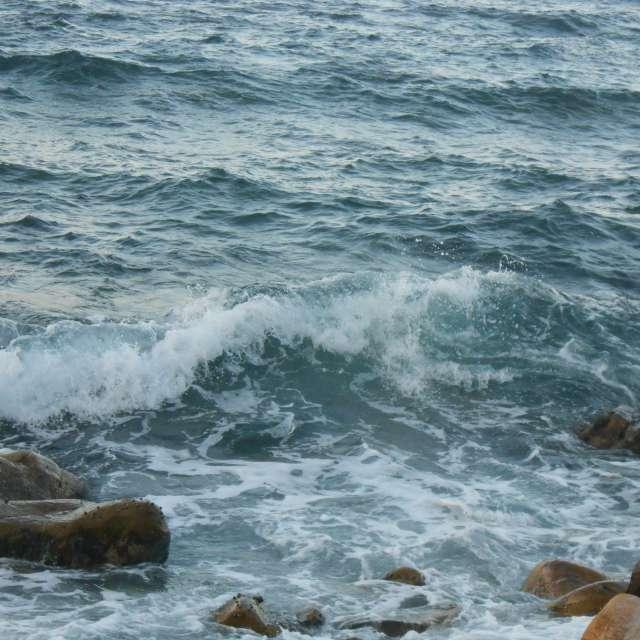 j'aime beaucoup la mer