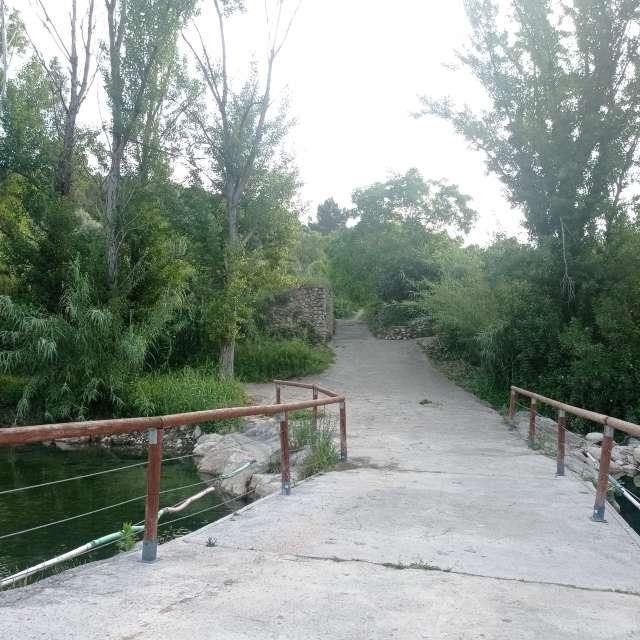 Sendero del río Mijares