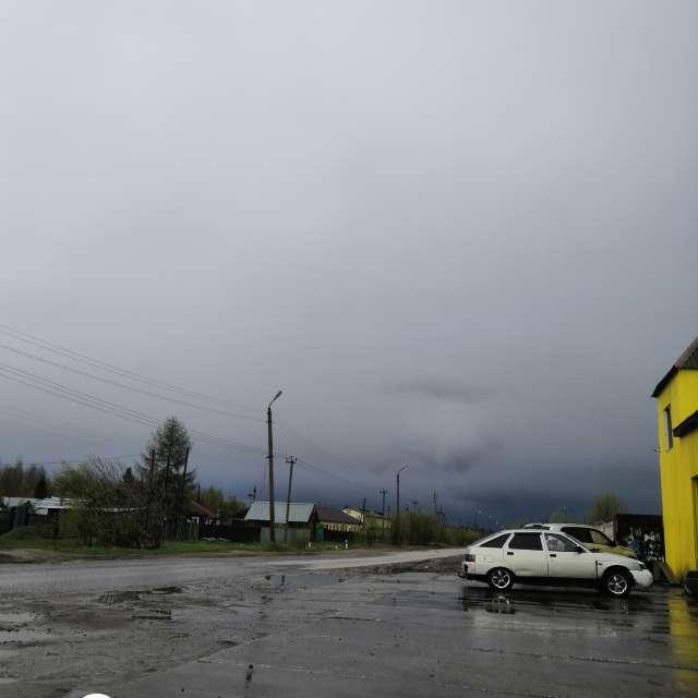 Микунь Ул. Тр. Резервы дождь