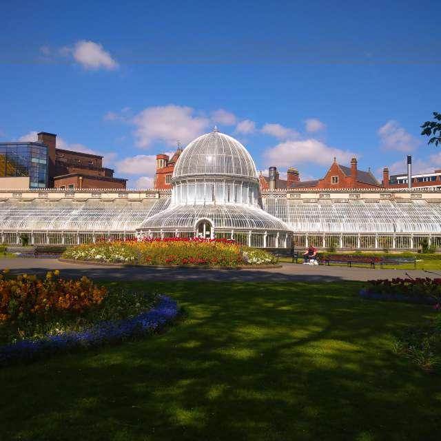 Botanic shines