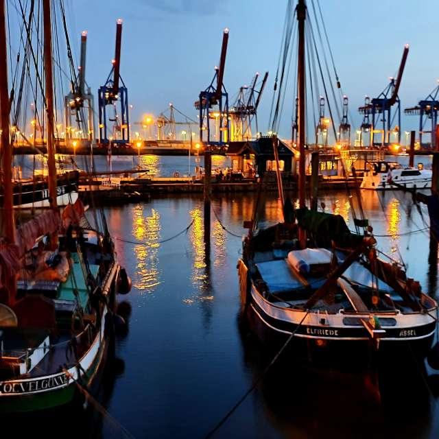 Hamburg Övelgönne Strand