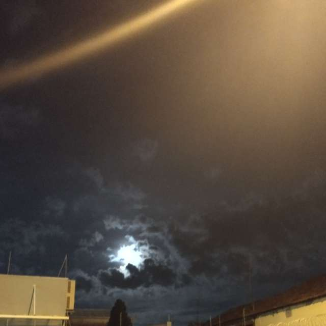 Noite Nublada,