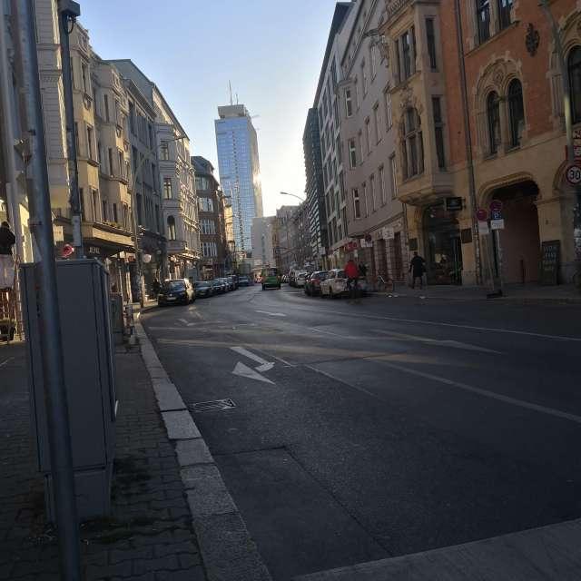 Berlin morning