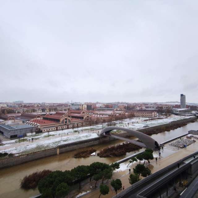 Vista desde plaza rio 2