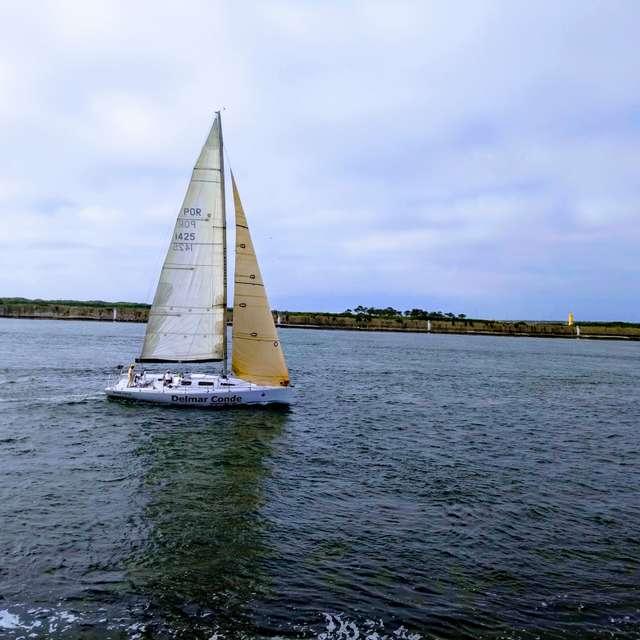 Sailing mood