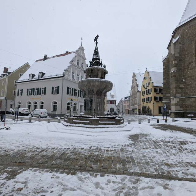 Old Town Nördlingen