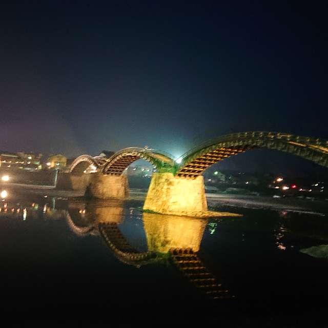 橋 錦帯橋