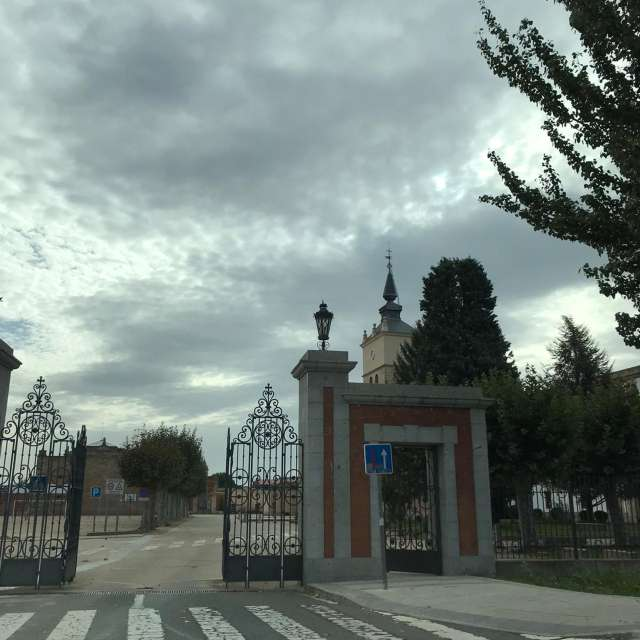 Entrada Rodríguez Fabrés.