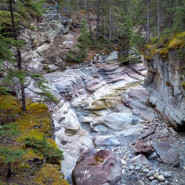 Maligne Canyon, Jasper